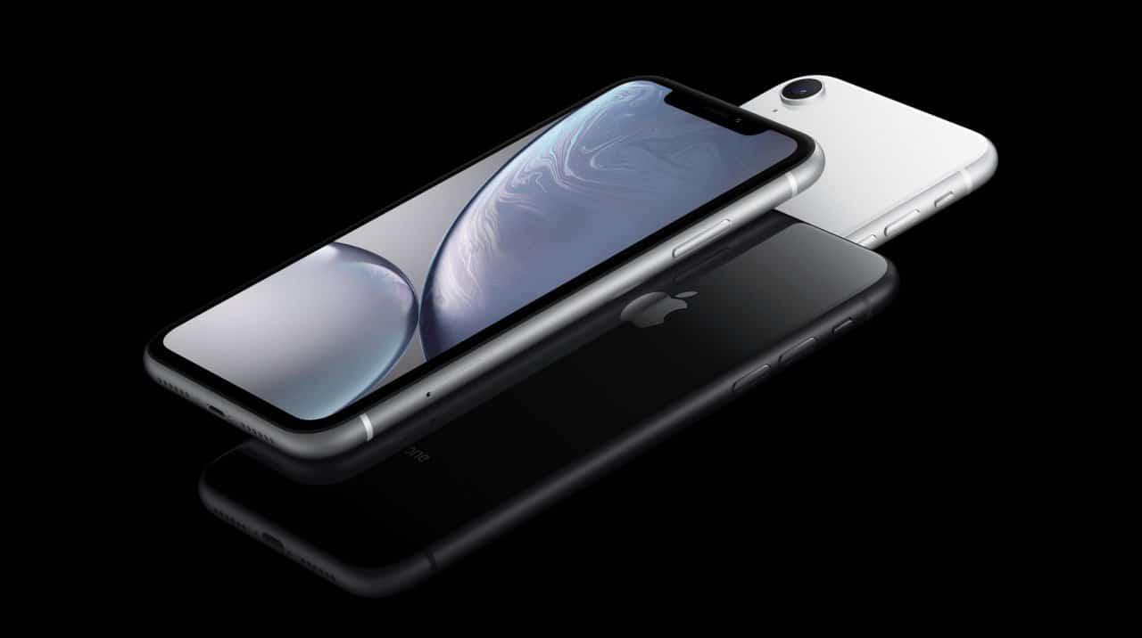 iphone xr production cut