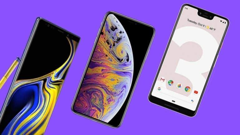 best smartphone 2018