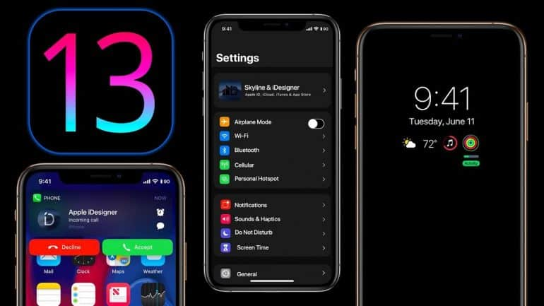 ios 13 new features
