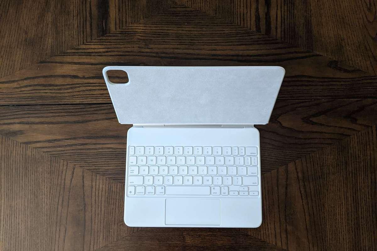 Magic keyboard for iPad Pro, Air