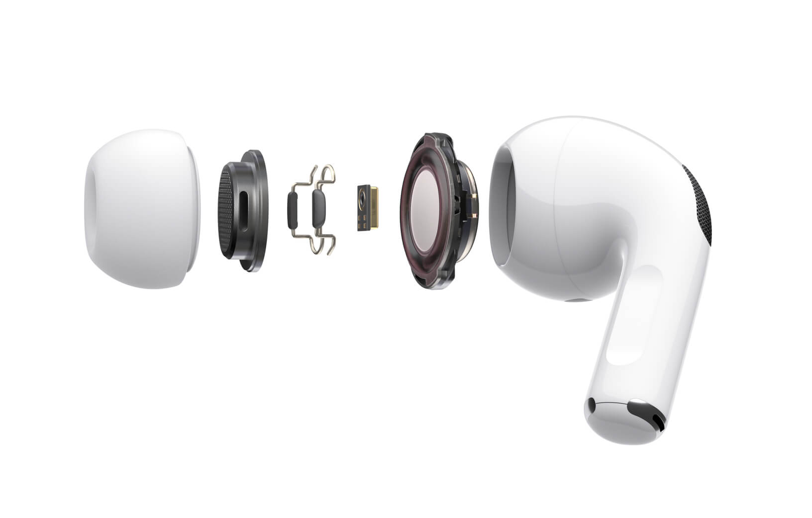 airpods pro announced