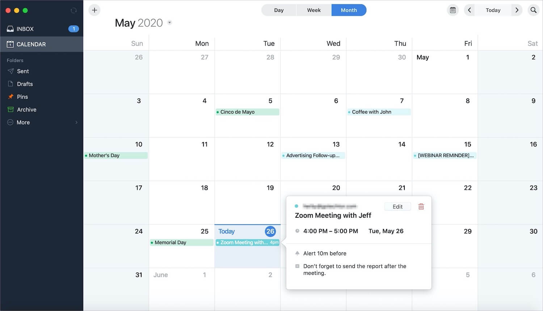 built-in calendar in Spark