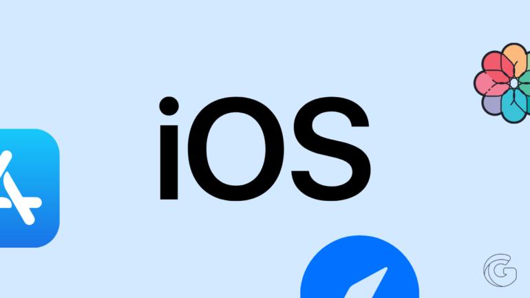 iOS Version History