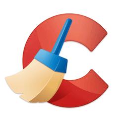 Ccleaner app logo