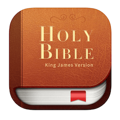 King James bible study app