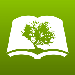 Bible study App by Olive Tree Bible