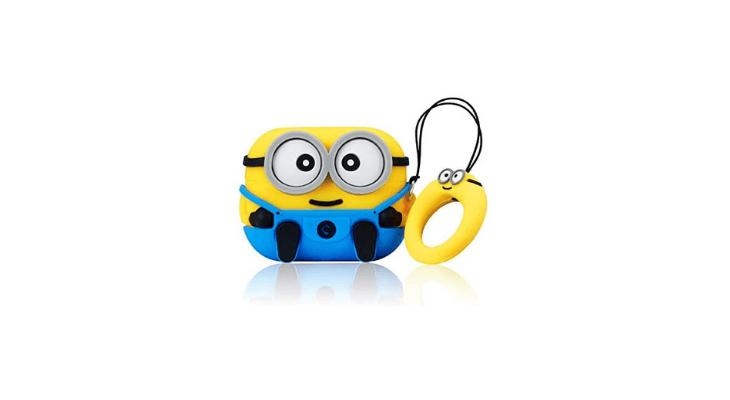 Coralogo 3D Minion AirPods Pro Case
