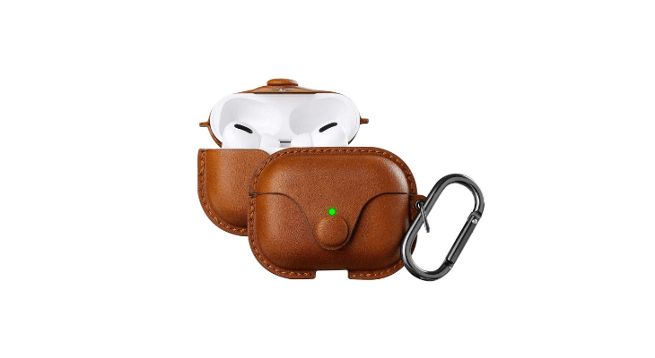Maxjoy AirPods Pro Leather Case