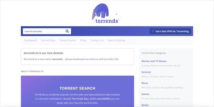 Torrends