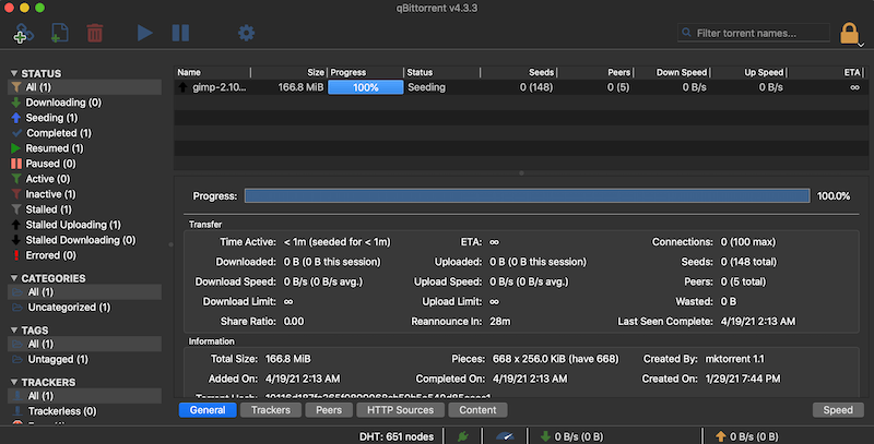 qbittorrent torrent client