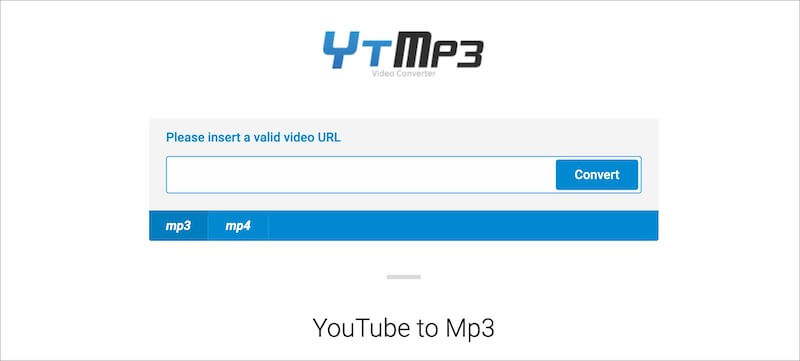 YTMP3 YouTube to MP3 Converter