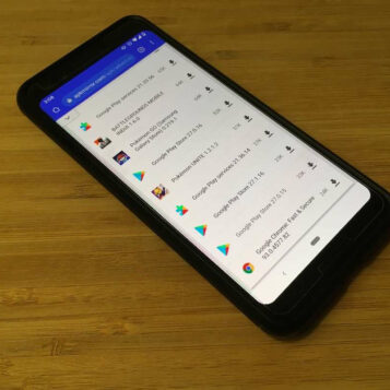 install APK on Android